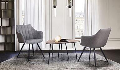 Крісла для кафе, барів і ресторанів