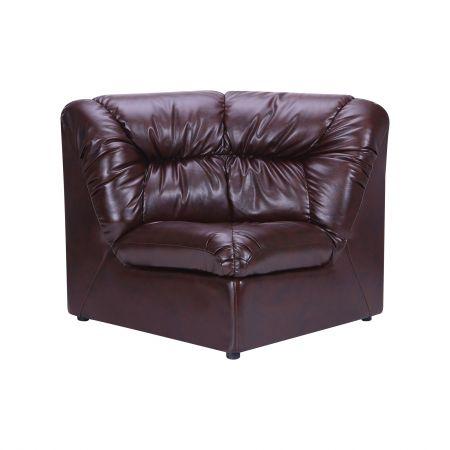 диван визит угловой модуль мадрас дк браун 040233 купить в киеве