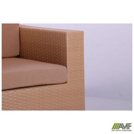 комплект мебели Santo из ротанга Elit Sc B9508 Sand Am3041 ткань A14203