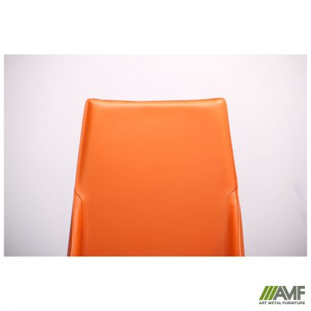 Фото 7 - Стул Artisan orange leather