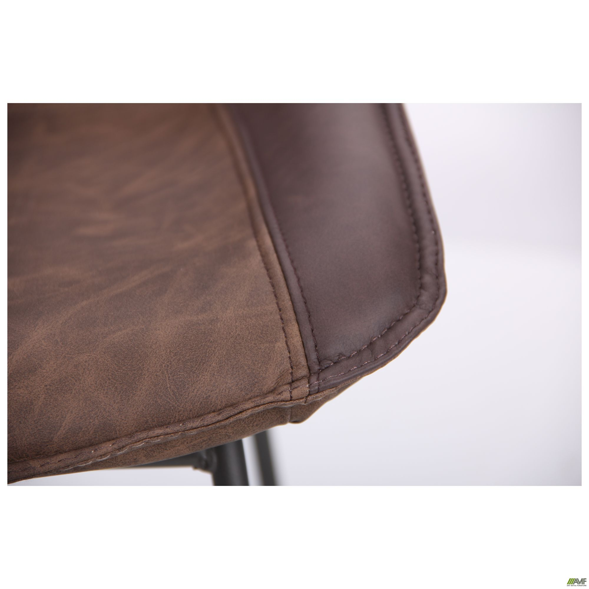 Фото 9 - Стул Cherokee gunmetal, cowboy Coffee/Dark Brown