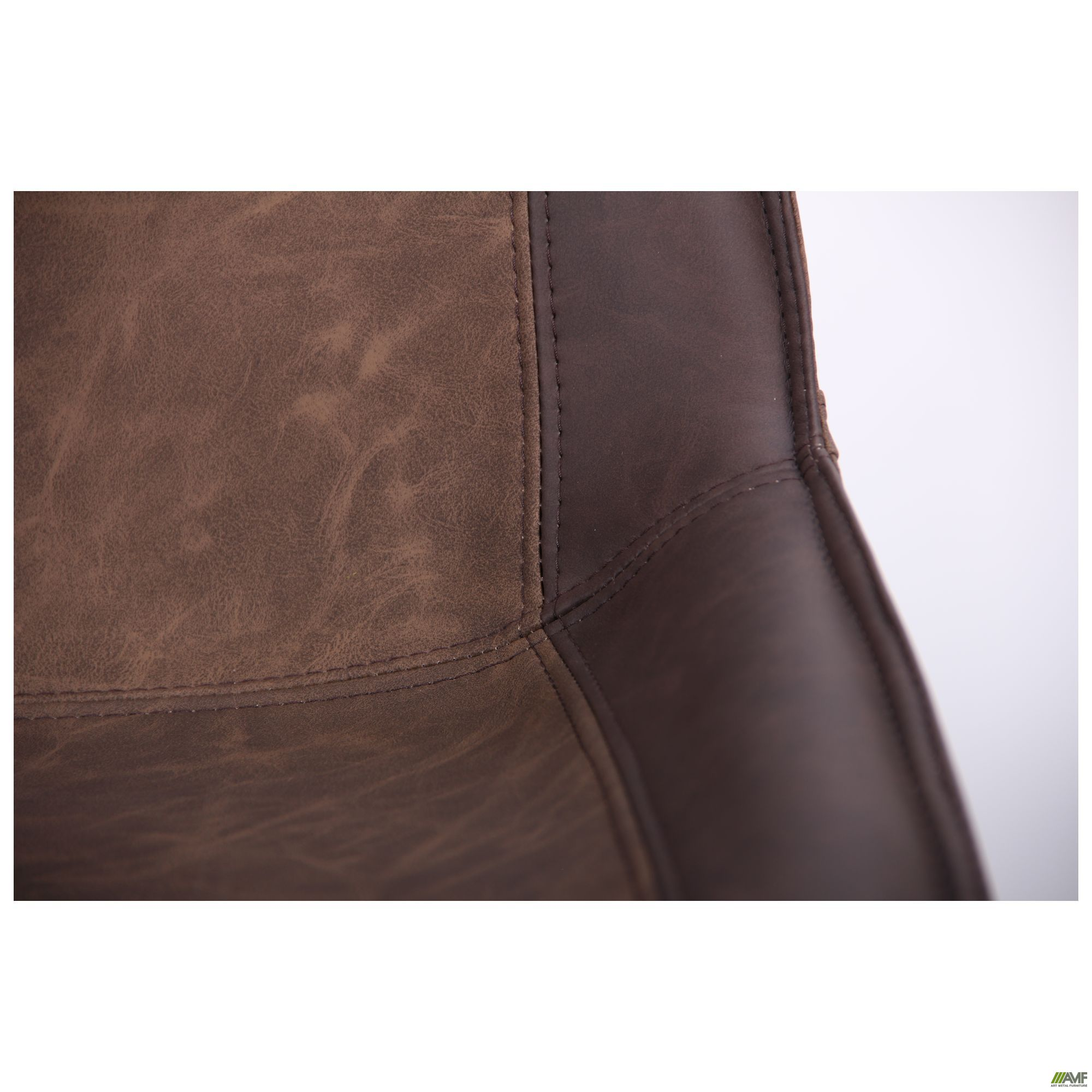 Фото 10 - Стул Cherokee gunmetal, cowboy Coffee/Dark Brown