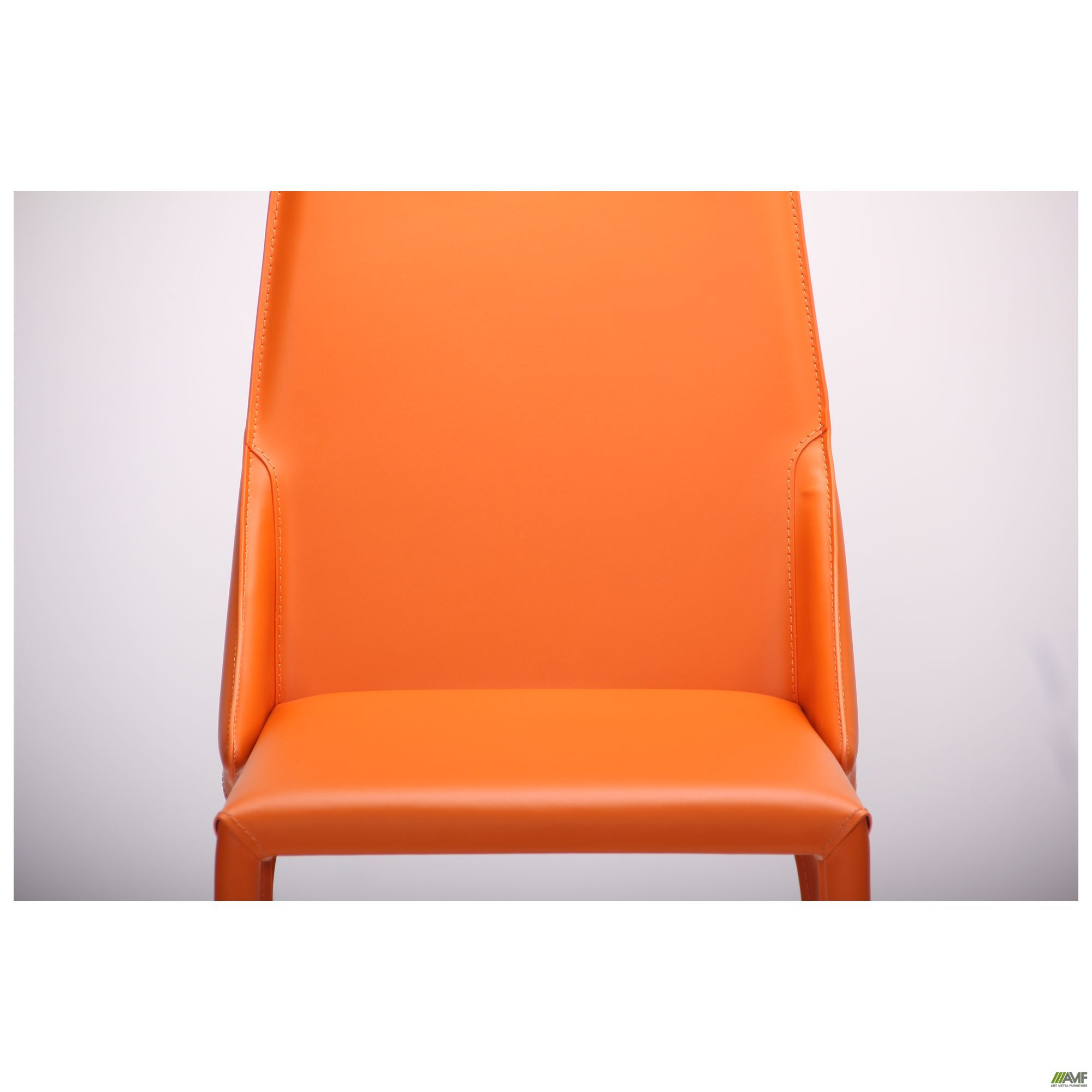 Фото 8 - Стул Artisan orange leather