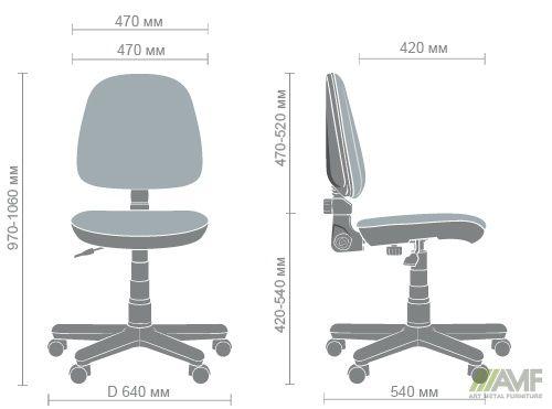 Характеристики Кресло Комфорт Нью LB А-01