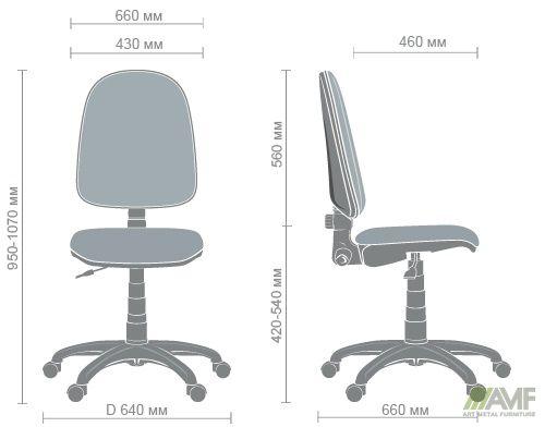 Характеристики Кресло Престиж-М 50 А-1