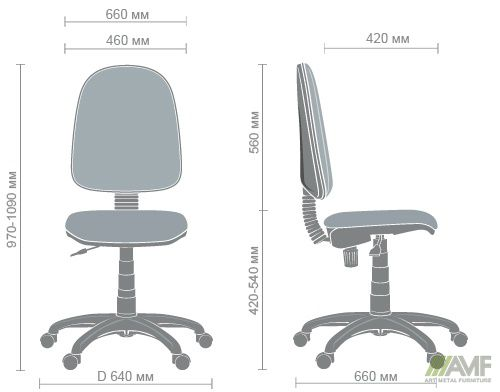 Характеристики Кресло Престиж-М FS А-2