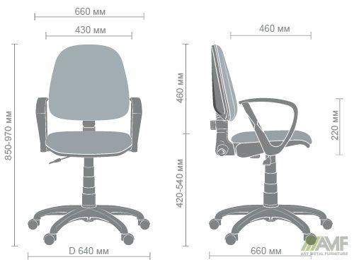 Характеристики Кресло Престиж Люкс LB/АМФ-7 А-1
