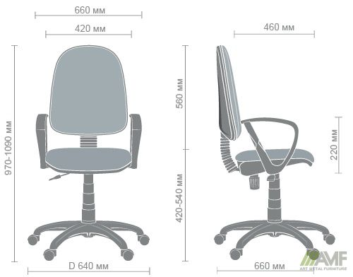Характеристики Кресло Престиж Люкс FS/АМФ-7 А-1