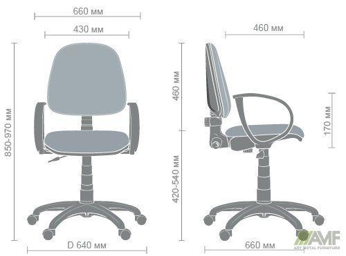Характеристики Кресло Престиж Люкс LB/АМФ-8 А-1