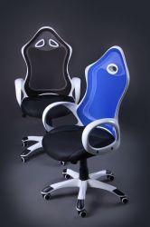 Кресло Матрикс-1 Белый, сиденье Сетка черная/спинка Сетка черная - интерьер - фото 6