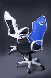 Кресло Матрикс-1 Белый, сиденье Сетка черная/спинка Сетка черная - интерьер - фото 8