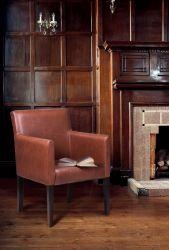 Кресло Лорд, венге, Неаполь N-17 - интерьер - фото 2