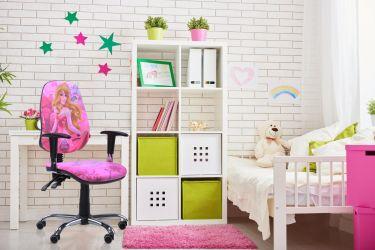 Кресло Бридж Хром Дизайн Дисней Принцессы Аврора - интерьер - фото 2