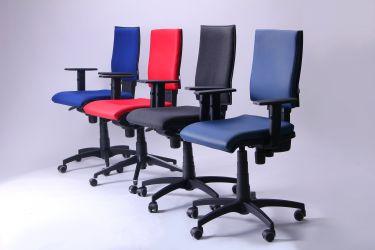 Кресло Спейс FS HB Неаполь N-20/боковины Неаполь N-50 - интерьер - фото 1