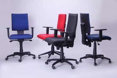 Кресло Спейс FS HB Неаполь N-20/боковины Неаполь N-50 - интерьер - фото 2