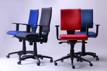 Кресло Спейс FS HB Неаполь N-20/боковины Неаполь N-50 - интерьер - фото 3