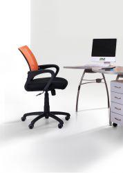 Кресло Веб сиденье Сетка черная/спинка Сетка синяя - интерьер - фото 8