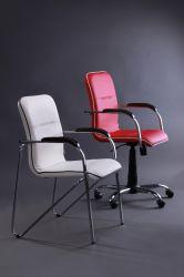 Кресло Самба-RC Хром орех Неаполь N-36 с кантом - интерьер - фото 7