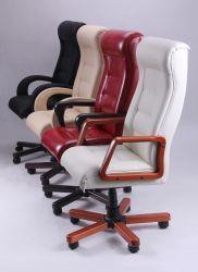 Кресло Роял Люкс вишня Неаполь N-20 - интерьер - фото 11