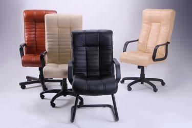 Кресло Атлантис Пластик Софт Неаполь N-17 - интерьер - фото 6