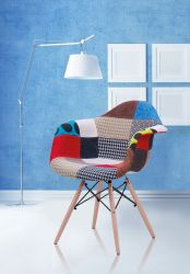 Кресло Salex FB Wood Patchwork - интерьер - фото 2