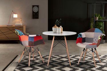 Кресло Salex FB Wood Patchwork - интерьер - фото 3