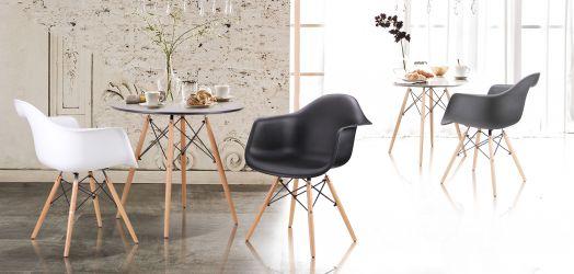 Кресло Salex FB Wood Patchwork - интерьер - фото 4