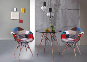 Кресло Salex FB Wood Patchwork - интерьер - фото 5