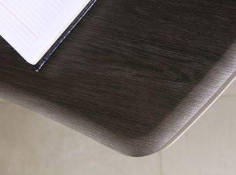 Шкаф книжный Оникс 900х400х2172 Венге прованс - интерьер - фото 7