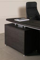 Шкаф книжный Оникс 900х400х2172 Венге прованс - интерьер - фото 8