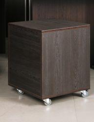 Шкаф книжный Оникс 900х400х2172 Венге прованс - интерьер - фото 12