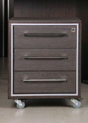 Шкаф книжный Оникс 900х400х2172 Венге прованс - интерьер - фото 11