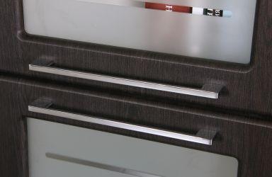 Шкаф книжный Оникс 900х400х2172 Венге прованс - интерьер - фото 15
