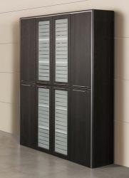Шкаф книжный Оникс 900х400х2172 Венге прованс - интерьер - фото 17