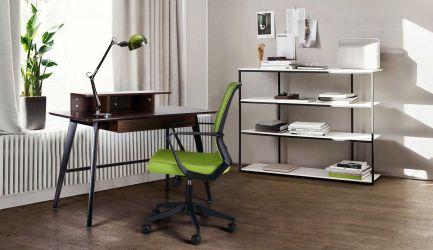 Кресло Argon LB оливковый - интерьер - фото 1