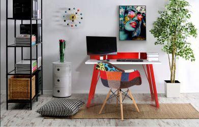 Кресло Salex FB Wood Patchwork - интерьер - фото 9