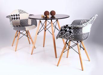Кресло Salex FB Wood Patchwork - интерьер - фото 11