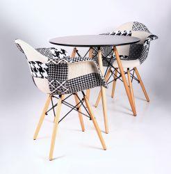 Кресло Salex FB Wood Patchwork - интерьер - фото 13
