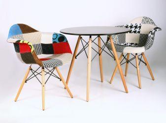Кресло Salex FB Wood Patchwork - интерьер - фото 14
