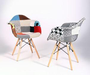 Кресло Salex FB Wood Patchwork - интерьер - фото 15
