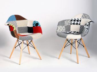 Кресло Salex FB Wood Patchwork - интерьер - фото 16