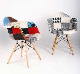 Кресло Salex FB Wood Patchwork - интерьер - фото 17