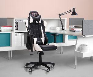 Кресло VR Racer Original Dazzle черный/камуфляж - интерьер - фото 3