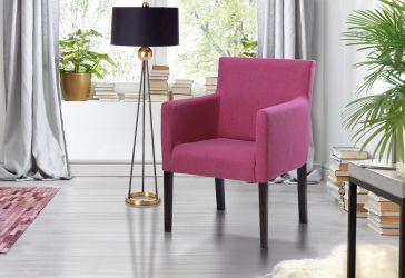 Кресло Лорд, венге, Неаполь N-17 - интерьер - фото 4