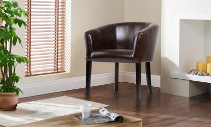 Кресло Велли венге Мадрас дарк Браун - интерьер - фото 6