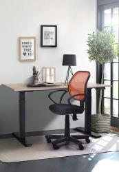 Кресло Чат сиденье А-10/спинка Сетка черная - интерьер - фото 14