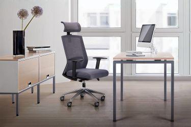 Кресло Link серый - интерьер - фото 1