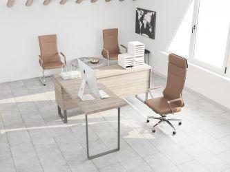 Кресло Marc LB Black - интерьер - фото 2