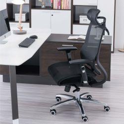 Кресло Coder Black Alum Black - интерьер - фото 1