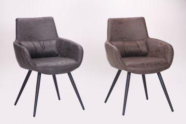 Кресло Concord черный/cowboy PK базальт - интерьер - фото 3